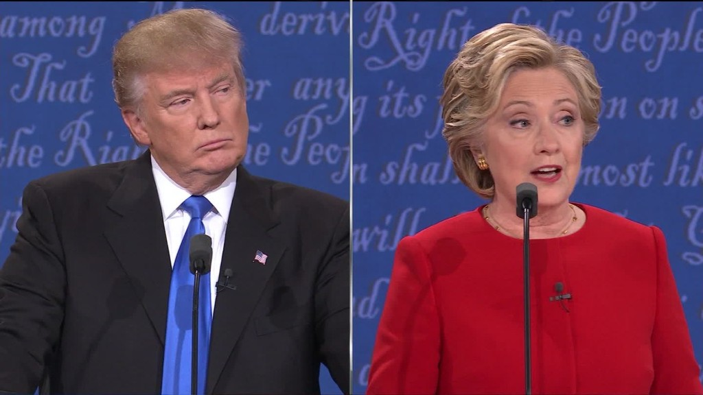 Can Trump turn things around at the second debate?