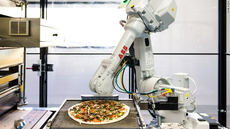 zume pizza robot bruno