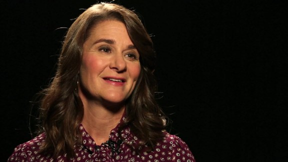 Melinda Gates is doubling down on this issue
