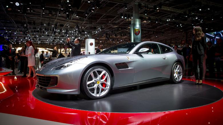 ferrari review price suv and car release design specs date