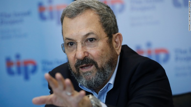 why israel u0026 39 s former prime minister is backing this startup