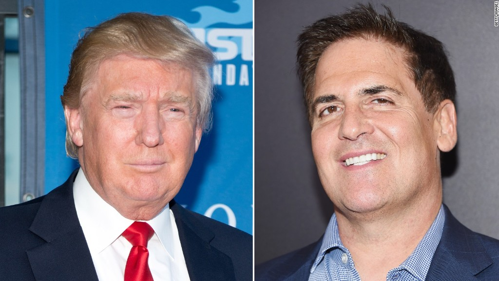 Mark Cuban blasts Trump: Paying taxes is 'patriotic'