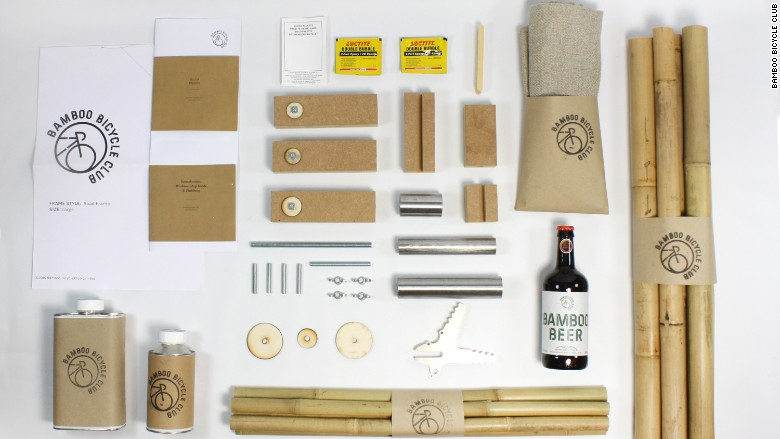 bamboo bicycle club home build kit