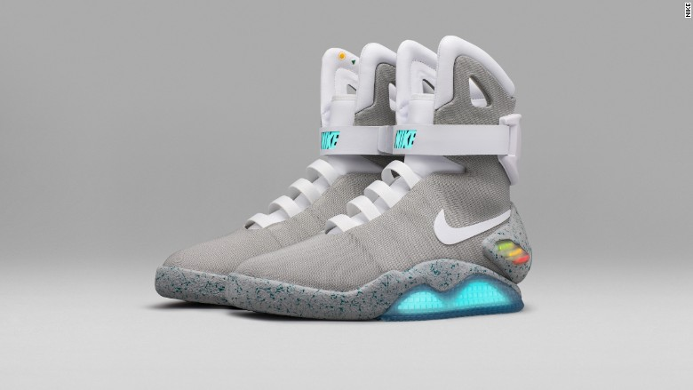 Nike Shoes Back To The Future Price