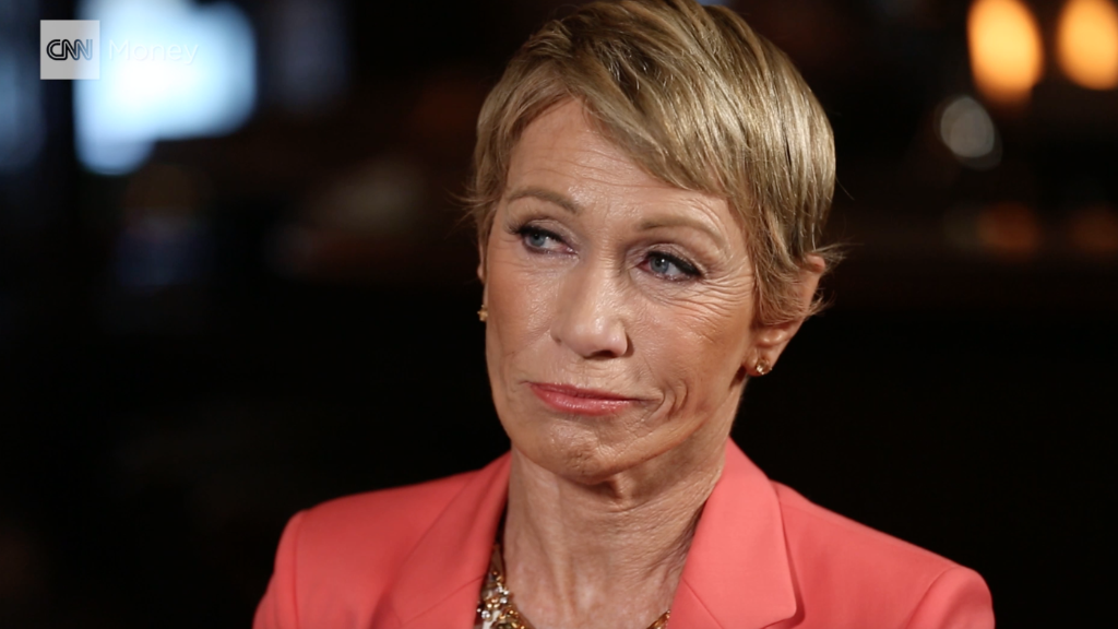 Barbara Corcoran: A woman should 'think like a man'