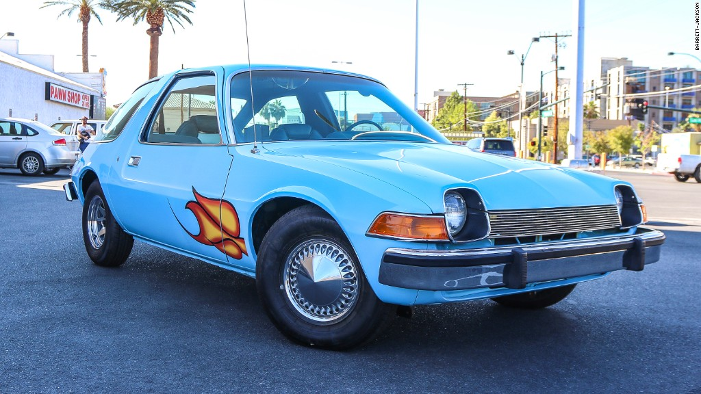 Cars For Sale Las Vegas >> The AMC Pacer from 'Wayne's World' is for sale