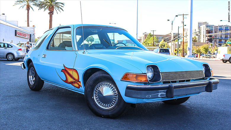 waynes world amc pacer