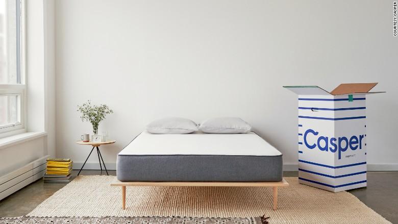 Casper bed