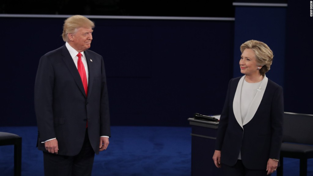 The scorched-earth presidential debate in 2 minutes