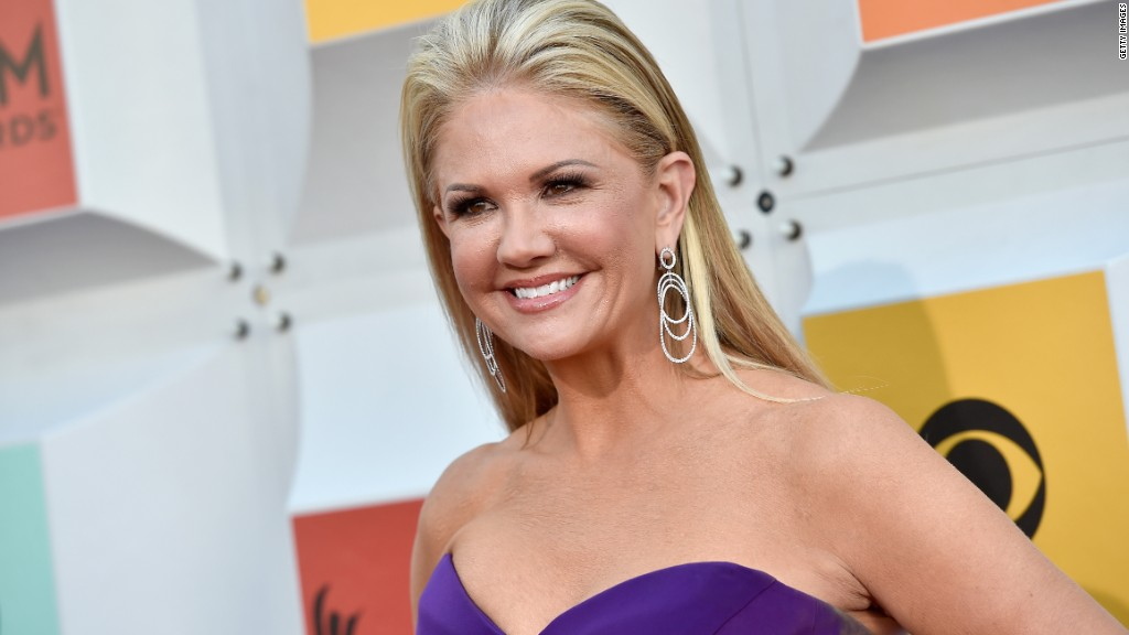 Nancy O'Dell on Trump tape: 'There is no room for objectification of women'