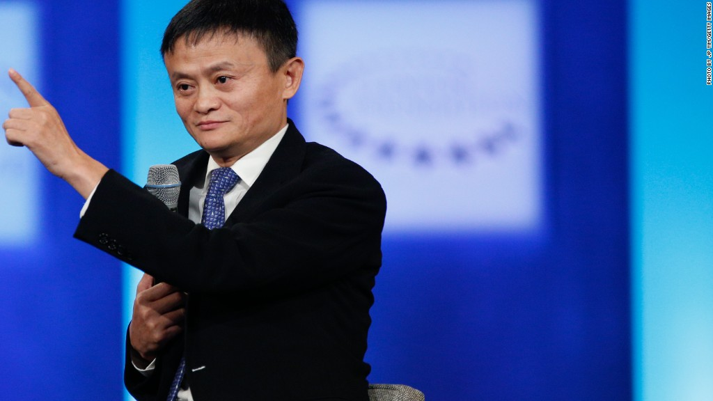 Jack Ma in 60 Seconds