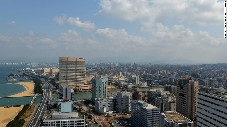 Fukuoka City startups