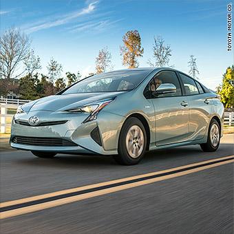 Brake Flaw Prompts Toyota Prius Recall