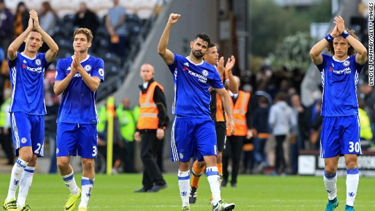 wholesale dealer 763bb fff71 Nike and Chelsea FC sign largest deal in club's history