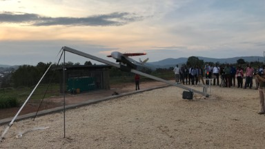 East Africa is leading the world in drone delivery