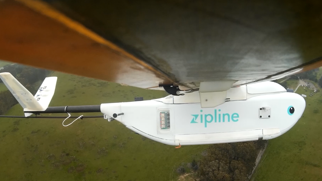 Rwanda's using drones to deliver medical supplies