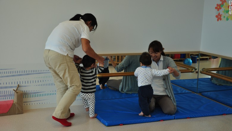 nissan child care center