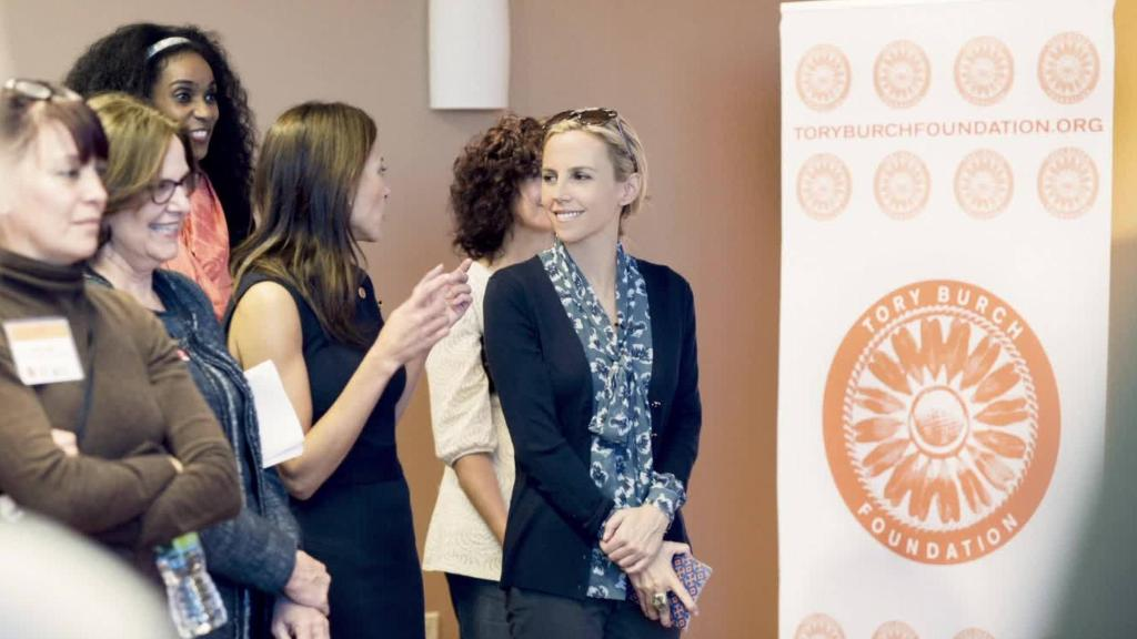 Tory Burch to women: 'embrace ambition'