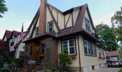 Trump's childhood home is up for auction (again)