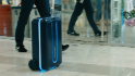 This suitcase will follow you home like a puppy