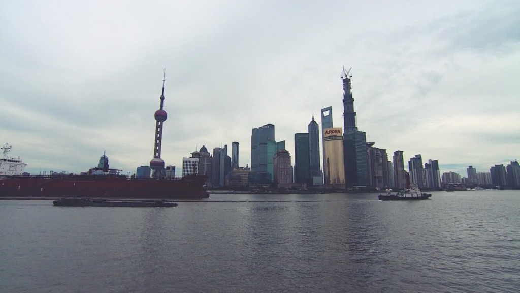 China's growth holds steady