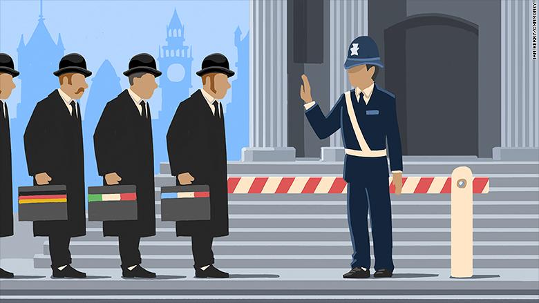 london bankers visa