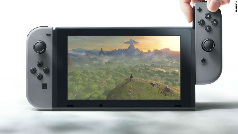 Nintendo Switch Hardware Console