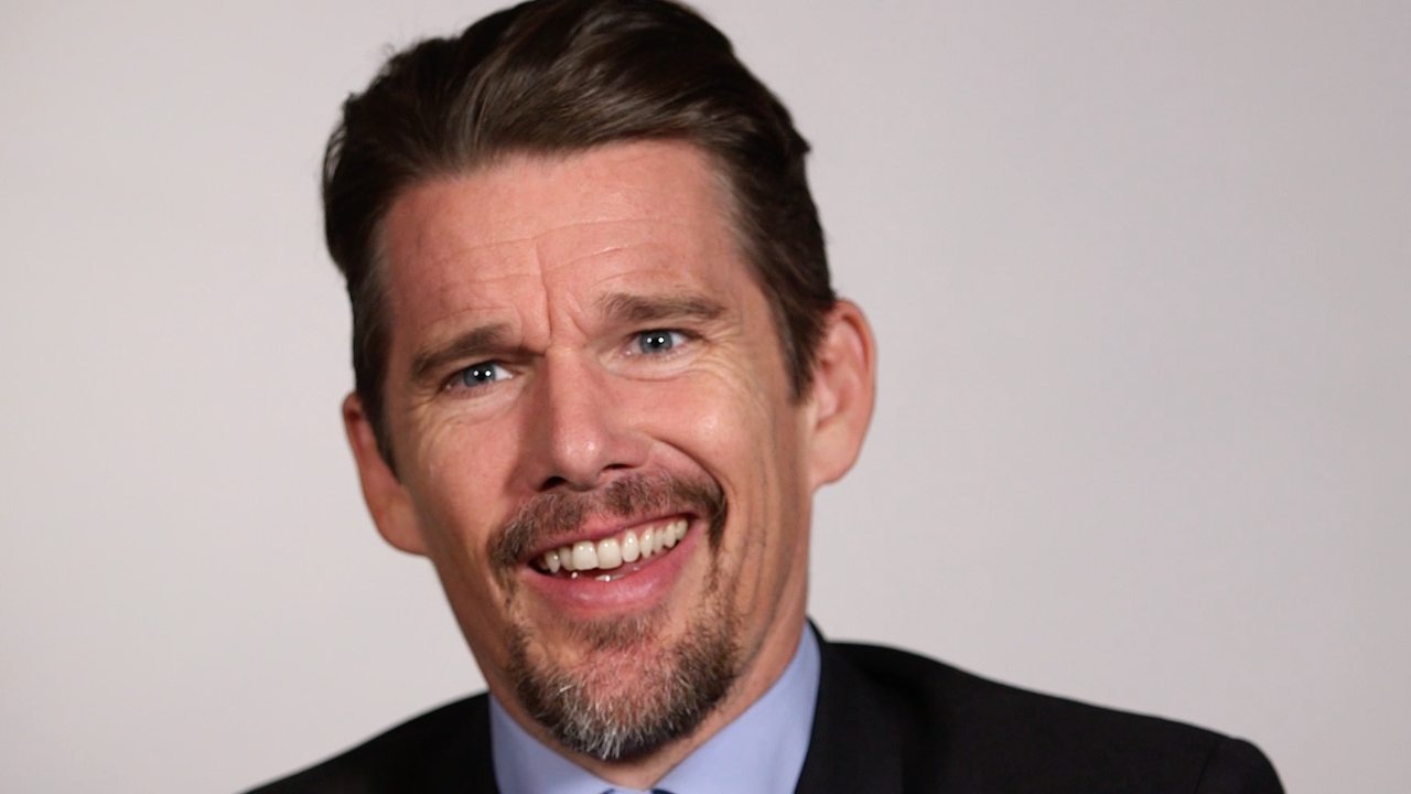 Ethan Hawke Is Finally Old Enough To Be In A Western