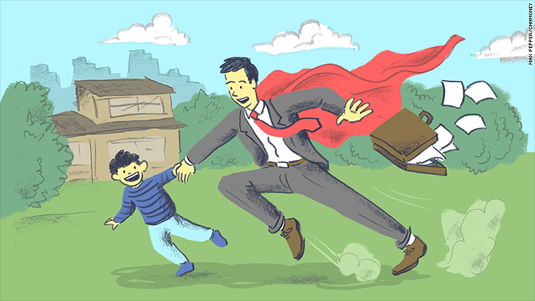 japanese super dad