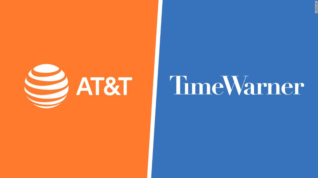Is AT&T acquiring Time Warner?