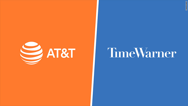 Report At Amp T In Talks To Buy Time Warner