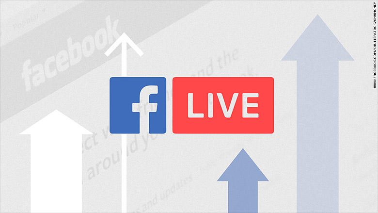 facebook live strategy