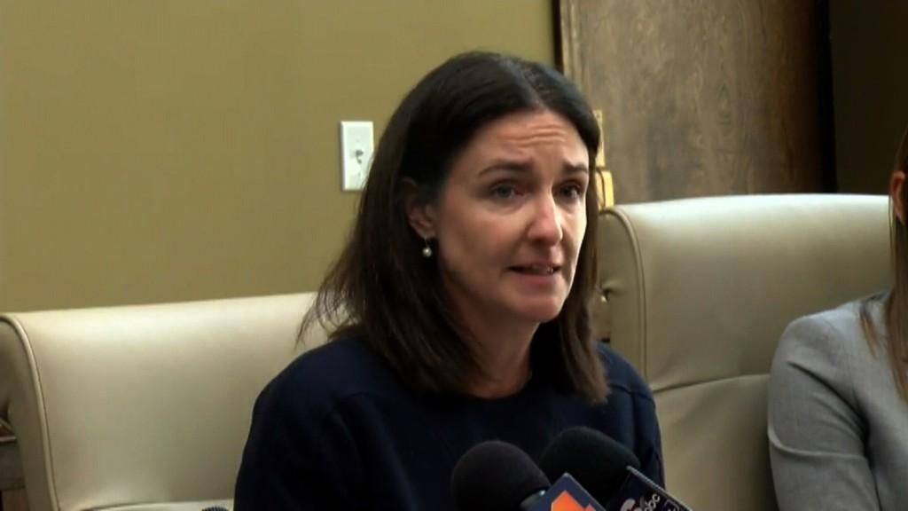 Jared Fogle's ex-wife sues Subway