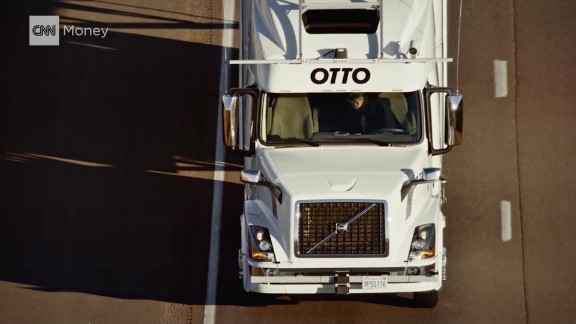 A self-driving truck just hauled 51,744 cans of Budweiser on a Colorado highway