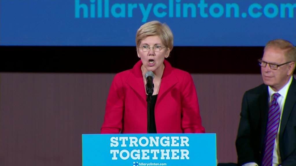 Elizabeth Warren: Campaign powerhouse