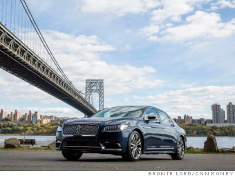 Lincoln Is Making Real Luxury Cars Again