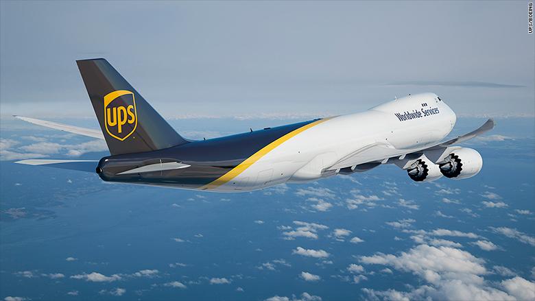 ups saves 747 2