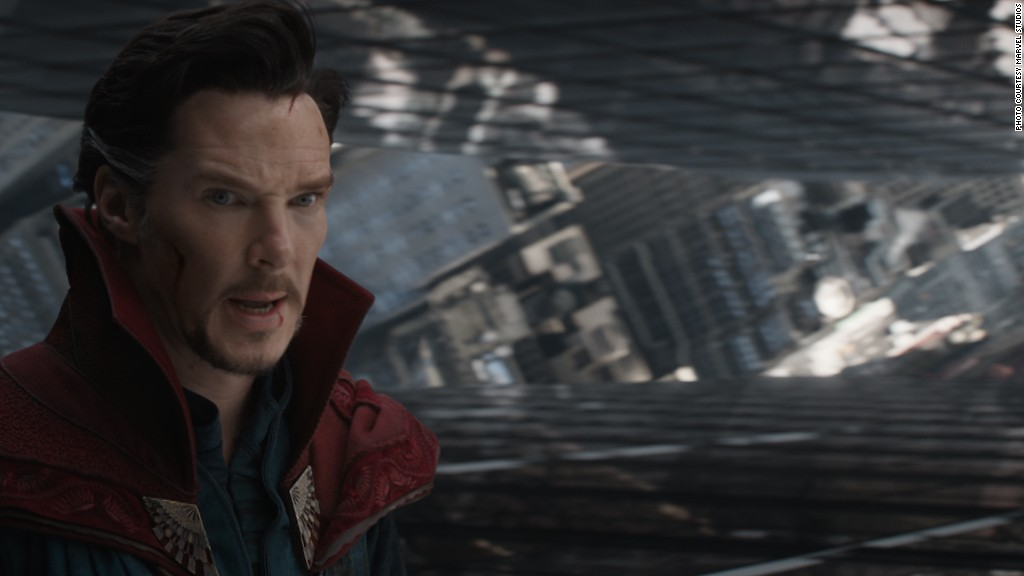 Why Marvel needs heroes like Doctor Strange