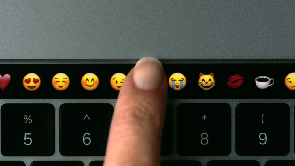 See Apple's new MacBook Pro in :90