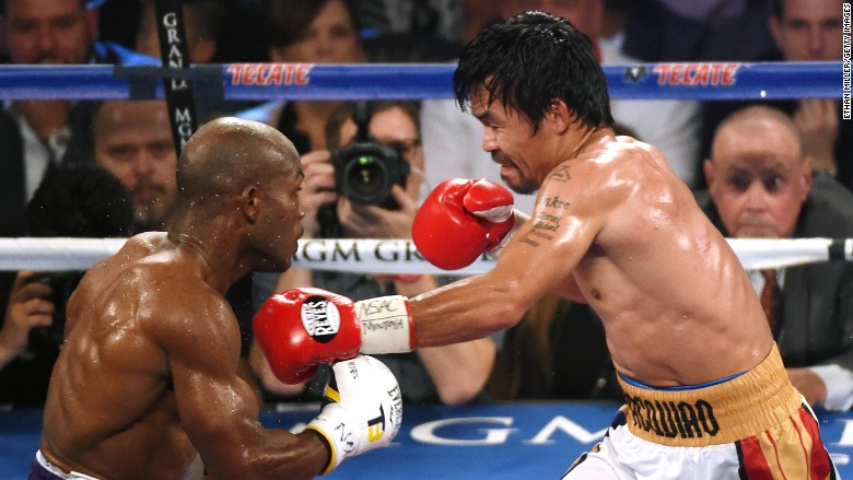 Cleto Reyes Manny Pacquiao