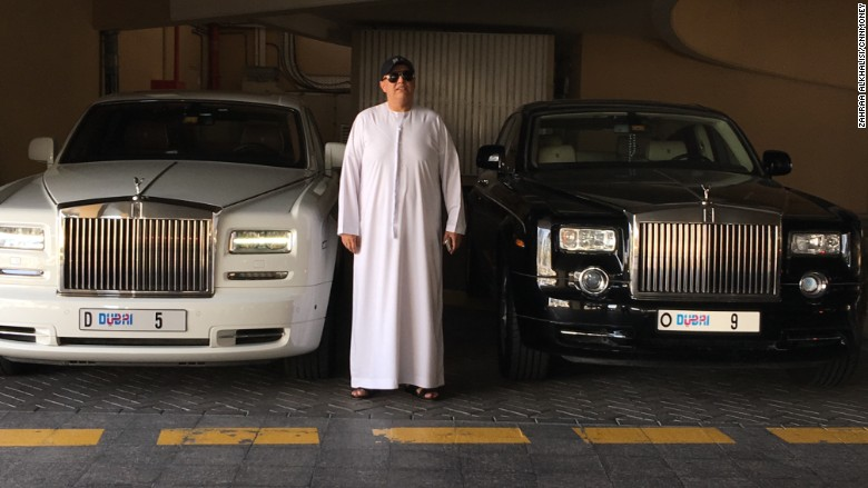 Million Dollar Cars >> Meet the man who spent $9 million on a license plate