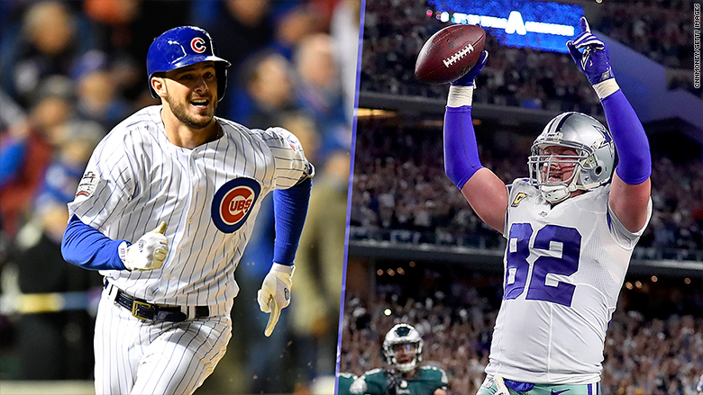 cubs cowboys split
