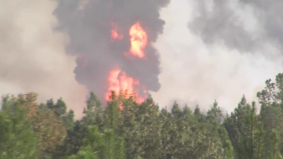 Gas prices start to rise after fatal pipeline blast