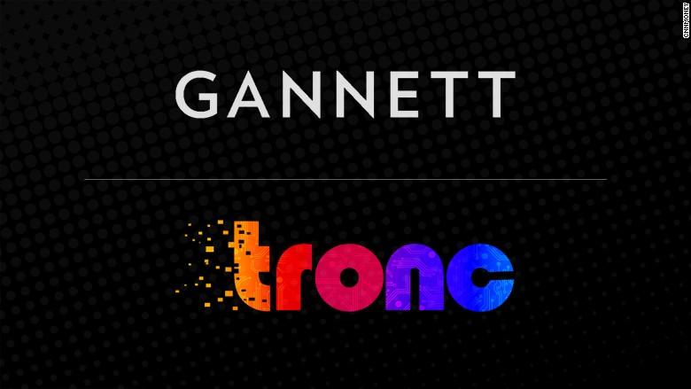 gannett tronc logo