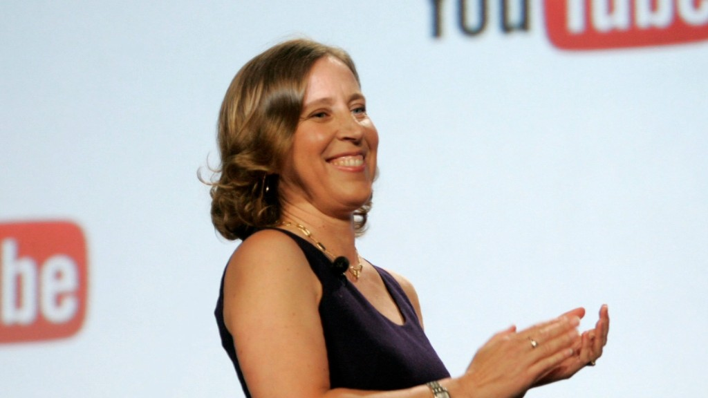 YouTube CEO: It's 'really early' in our story