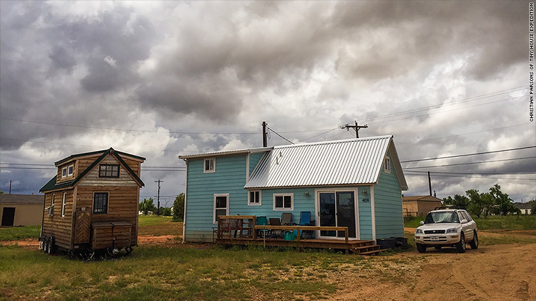 spur tiny home community