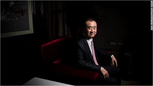 Once China's richest man, Wang Jianlin is selling off his