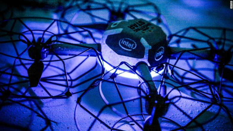 intel drone 1