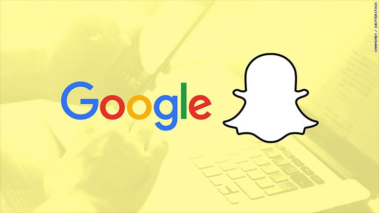 google snapchat investment