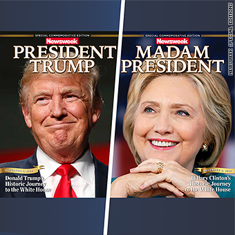No Newsweek S Clinton Cover Is Not Proof The Election Is Rigged